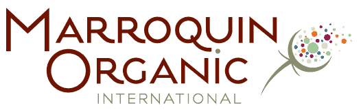 Marroquin Organic International Logo